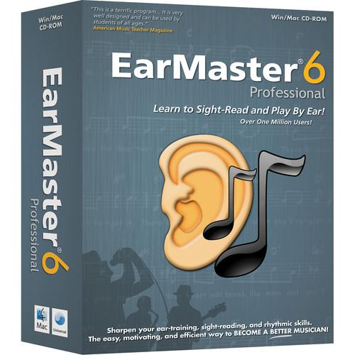EarMaster EarMaster Pro 6 - Sight-Singing and Ear EM11127
