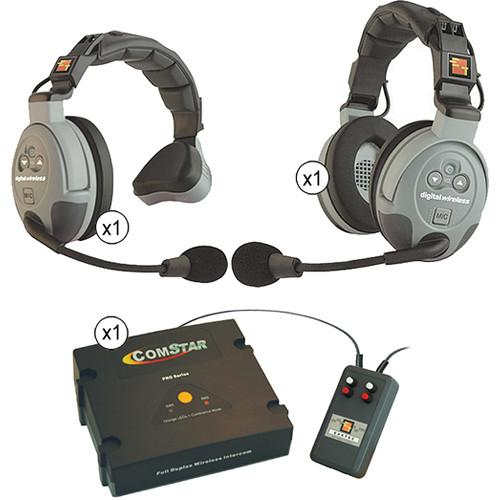 Eartec CSXTPLUS-2 XT-Plus Com-Center with Interface CSXTPLUS-2