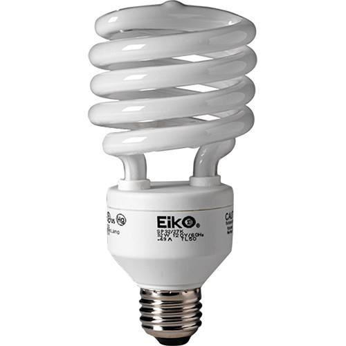 Eiko SP32/27K Spiral Fluorescent Lamp (32W/120V) SP32/27K