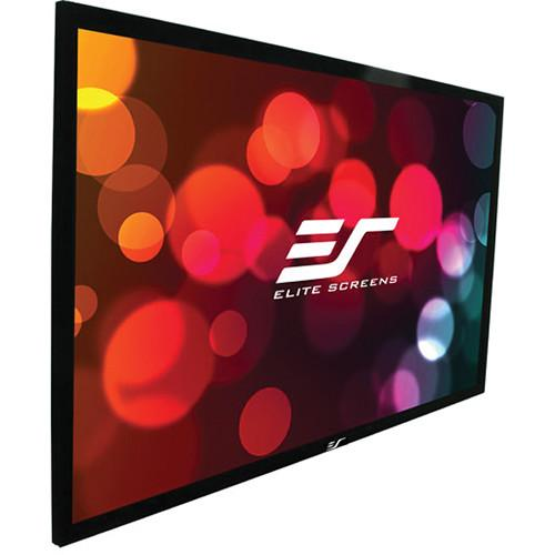 Elite Screens R390WH1 PLUS ezFrame Plus 191.2 x R390WH1 PLUS