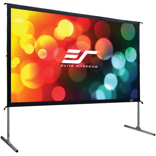 Elite Screens Yard Master 2 Front Projection Screen OMS120H2