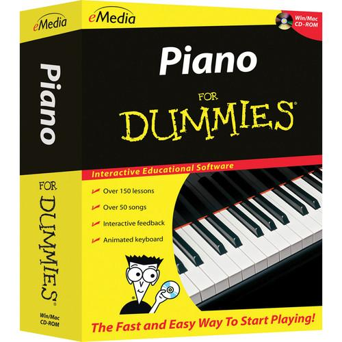 eMedia Music Piano for Dummies Level 1 v2 FD12093DLM