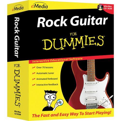 eMedia Music Rock Guitar For Dummies v2 FD06101DLW