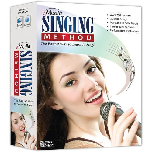 eMedia Music Singing Method - Beginner to ES02121DLM