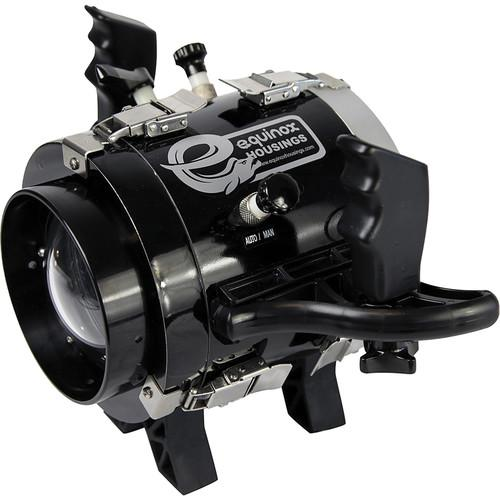 Equinox Underwater Housing for Canon EOS Rebel T5i and T5I