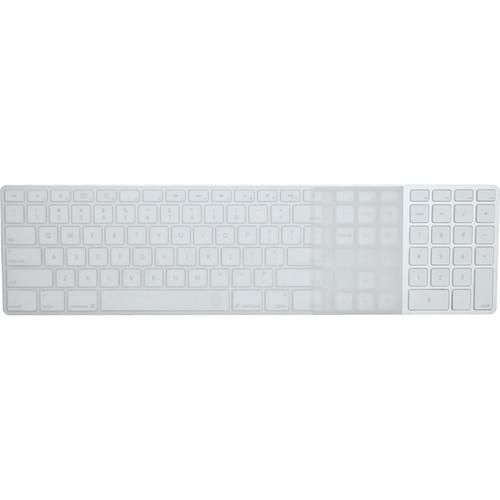EZQuest Invisible Ice Keyboard Cover for Apple Wired X22309