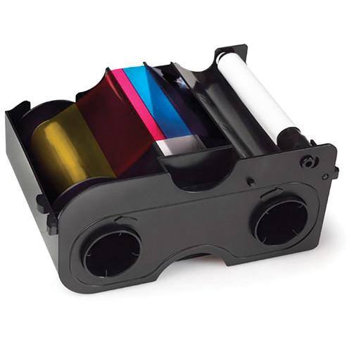 Fargo 45110 YMCKOK Full Color Ribbon for DTC4000 & 45110