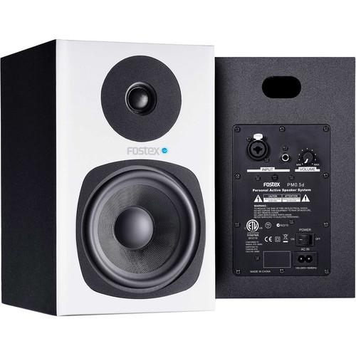 Fostex PM0.5d Personal Active Studio Monitors PM05D-W