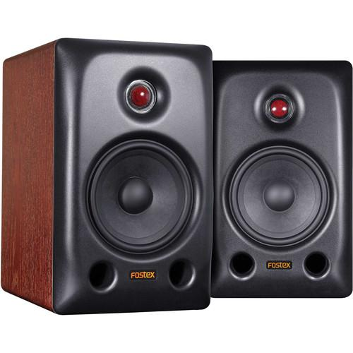 Fostex  PX5-HS 2-Way Active Hi-Fi Speakers PX-5HS