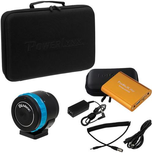 FotodioX Pro PowerLynx Kit for BMPCC with 6-Pin PWRLYNX-KIT-6PIN
