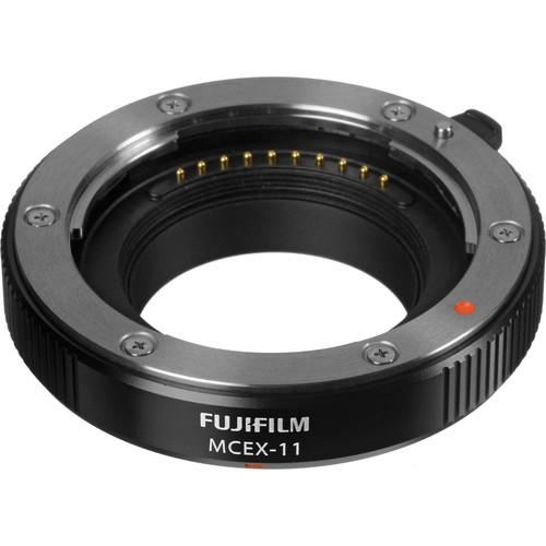 Fujifilm MCEX-11 11mm Extension Tube for Fujifilm 16451720
