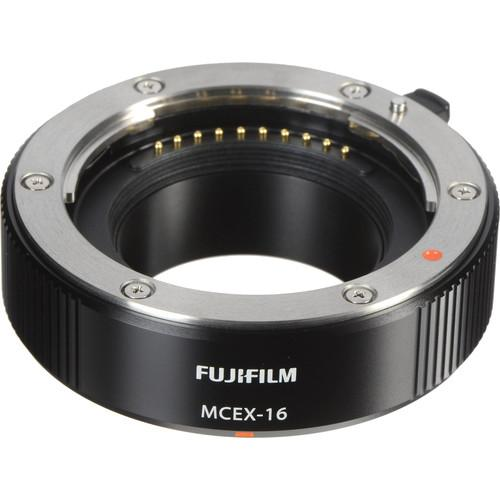 Fujifilm MCEX-16 16mm Extension Tube for Fujifilm 16451744