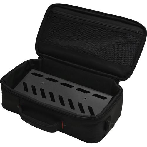 Gator Cases Aluminum Pedalboard with Carry Case GPB-LAK-1