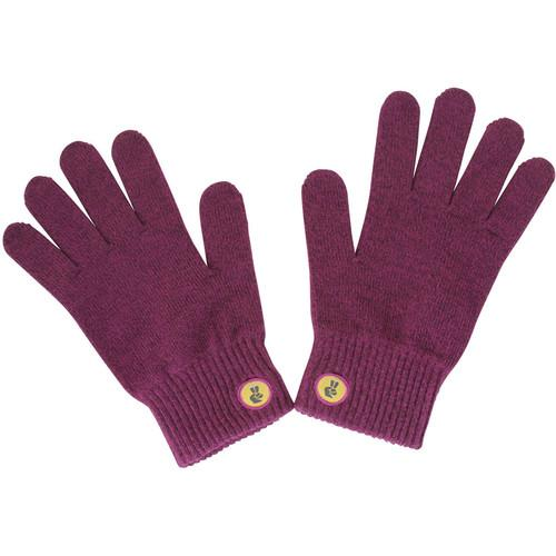 Glove.ly SOLID Winter Touchscreen Gloves FC-003-P-M