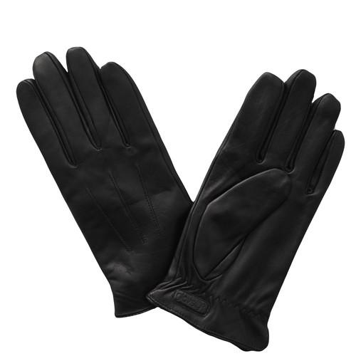 Glove.ly Women's Leather Touchscreen Gloves LG-011-XL