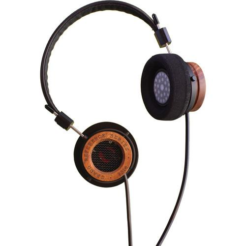 Grado  RS1e Headphones (Black and Mahogany) RS1E