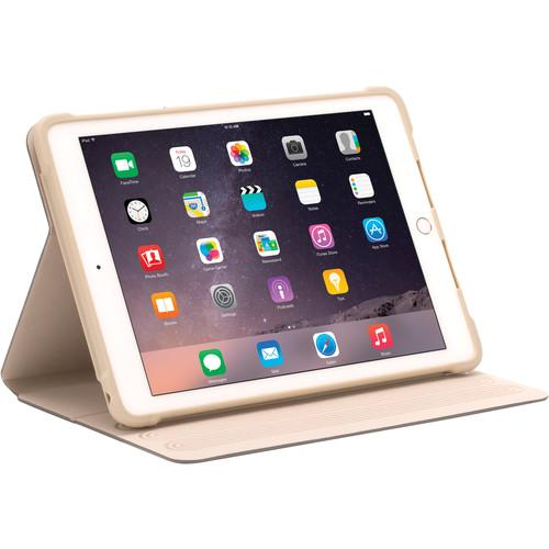 Griffin Technology TurnFolio Case for iPad Air 2 (Nickel)
