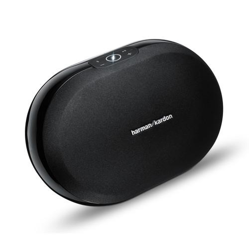Harman Kardon Omni 20 Wireless HD Stereo Speaker HKOMNI20BLKAM