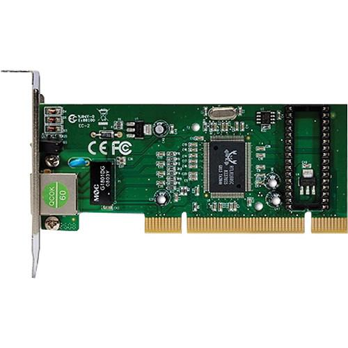 Hiro H50070 32-Bit Internal Low Profile PCI Gigabit H50070