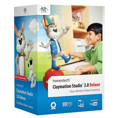 Honestech Claymation Studio 3.0 (Download) CLAYSTUDIO3