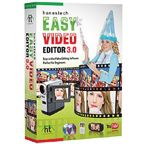 Honestech Easy Video Editor 3.0 (Download) HTEVE30
