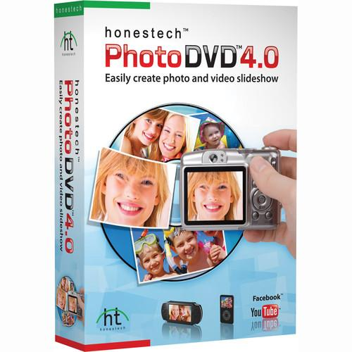 Honestech  Photo DVD 4.0 (Download) HTHPD40