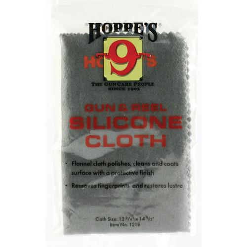 Hoppes  Silicone Gun and Reel Cloth 1218