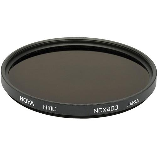 Hoya 58mm Multicoated Neutral Density 2.7 and UV Filter Kit