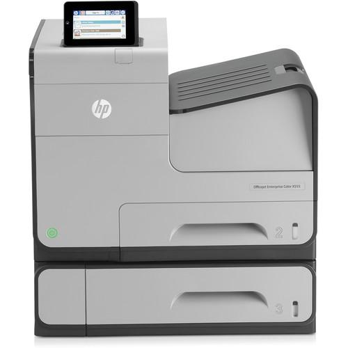 HP Officejet Enterprise X555xh Color Inkjet Printer C2S12A