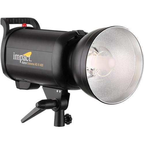 Impact Astral Extreme 2 Monolight Portrait Kit ASX400-2KII