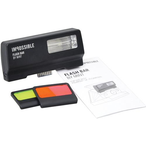 Impossible Flash Bar 2 by MiNT for Polaroid SX-70-Type 2997