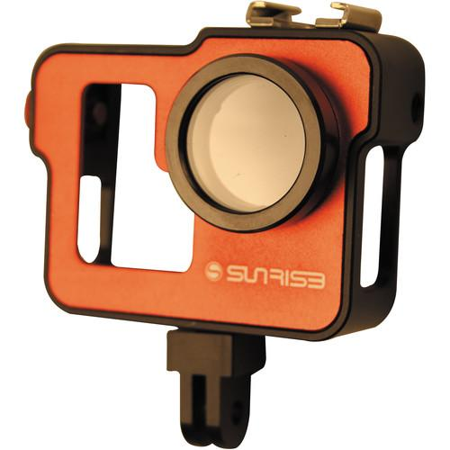 IndiPRO Tools Sunrise Lightweight Cage for GoPro HERO 5GP55