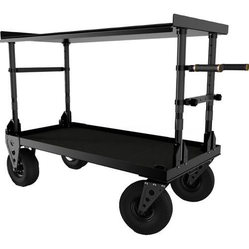 Inovativ Ranger 48 with Echo Top Shelf Equipment Cart 900-231