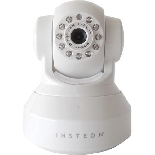 INSTEON 720p Wi-Fi PTZ Camera with Night Vision 2864-222