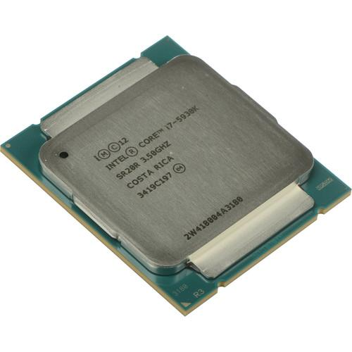 Intel Intel Core i7-5930K 3.5 GHz Processor BX80648I75930K