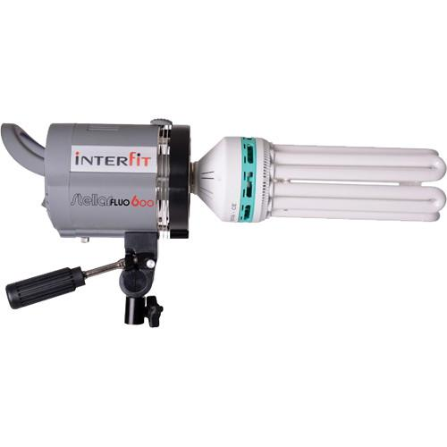 Interfit  Stellar Fluo600 Fluorescent Head INT384
