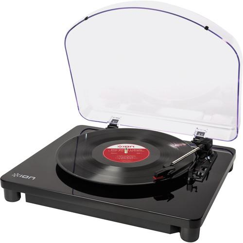 ION Audio Classic LP USB Conversion Turntable CLASSIC LP