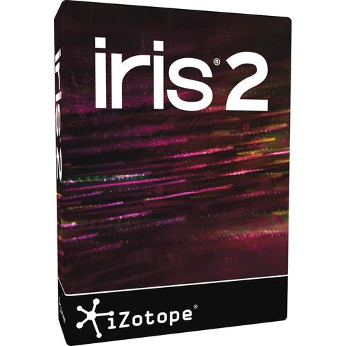 iZotope Iris 2 - Sample-Based Virtual Synthesizer IRIS 2