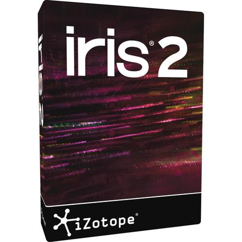 iZotope Iris 2 Upgrade- Sample-Based Virtual Synthesizer UGIRIS2