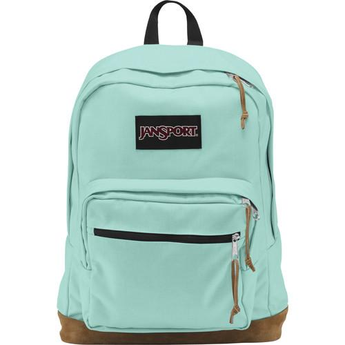 JanSport Right Pack Backpack (Aqua Dash) JS00TYP79ZG