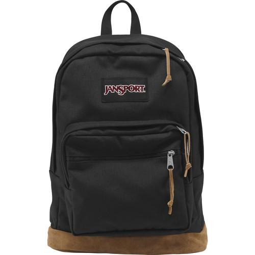 JanSport  Right Pack Backpack (Black) TYP7008