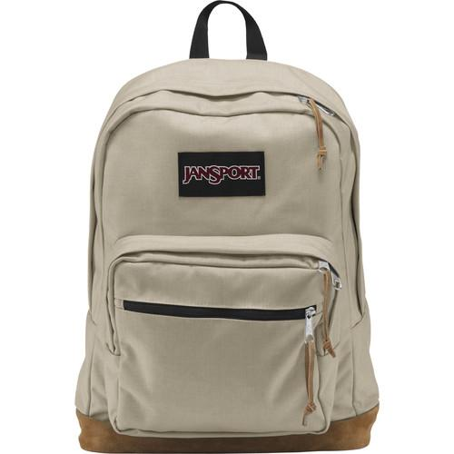 JanSport Right Pack Backpack (Desert Beige) JS00TYP79RU