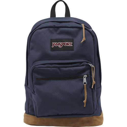 JanSport  Right Pack Backpack (Navy) TYP7003