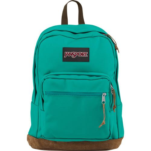 JanSport Right Pack Backpack (Spanish Teal) TYP701H