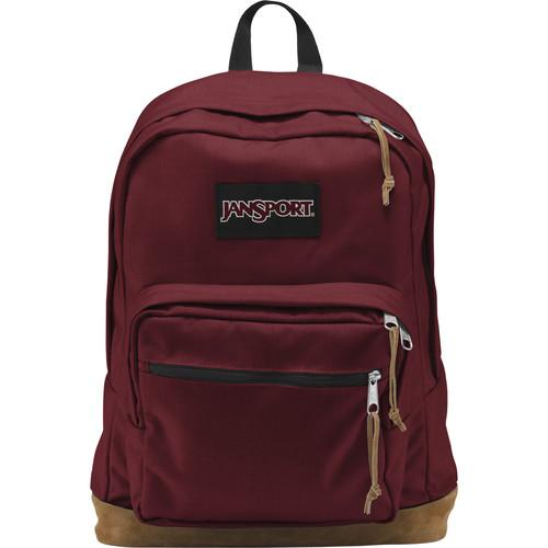 JanSport Right Pack Backpack (Viking Red) TYP79FL