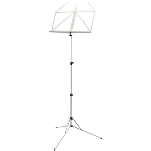 K&M 101 Music Stand (Nickel-Colored) 10100-013-11