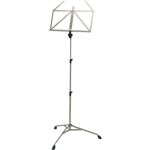 K&M 107 Starline Music Stand (Nickel-Colored) 10700-000-11