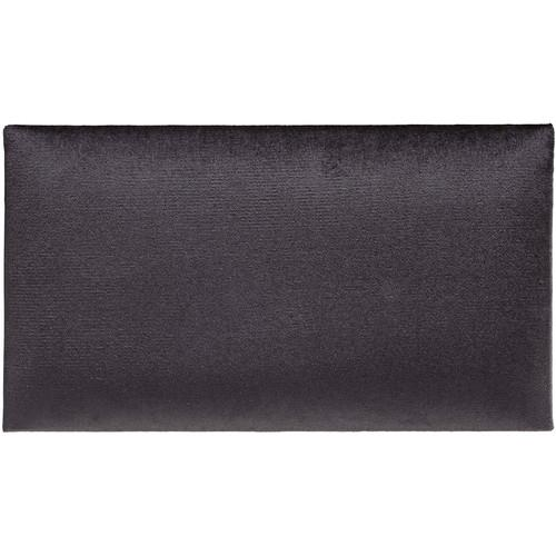 K&M 13800 Velvet Seat Cushion (Black) 13800-100-00