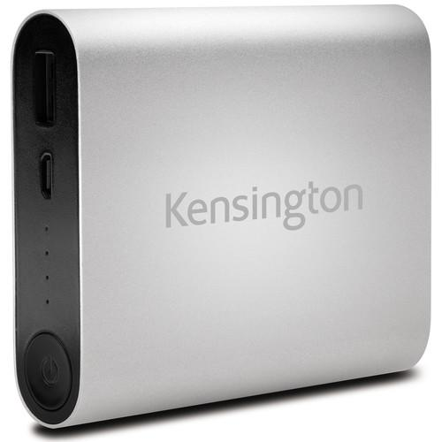 Kensington 10,400mAh USB Mobile Charger (Silver) K38219WW