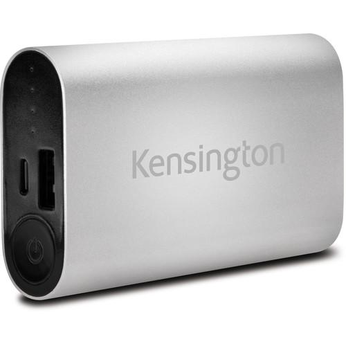 Kensington 5,200mAh USB Mobile Charger (Silver) K38220WW